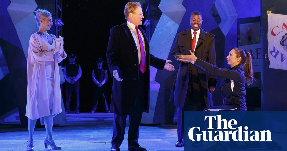 To be Trump, or not: what Shakespeare tells us about the last five years