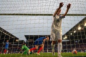 France's Eugenie Le Sommer celebrates after scoring during against Greece at Roazhon Park on 3 June 2016
