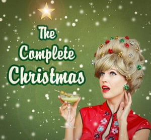 Amanda Lund in The Complete Christmas