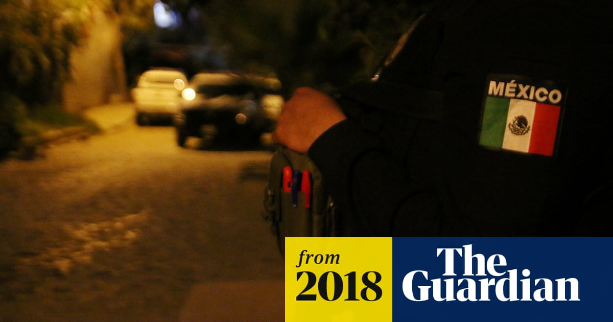 Mexico: homicides up 16% in 2018, breaking own records for