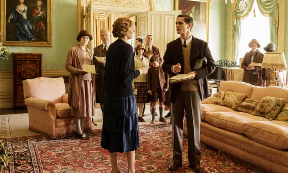 Downton Abbey: an example of the 'soft power' of the creative industries.