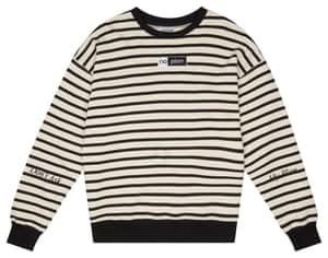 Striped, £55, D.A.M.P