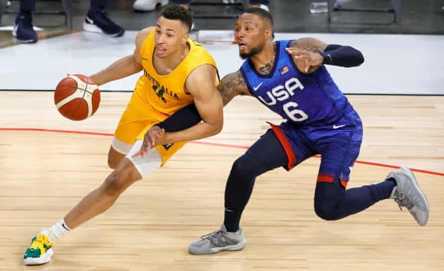 Team USA ancora sconfitto in amichevole, vince l'Australia 91-83