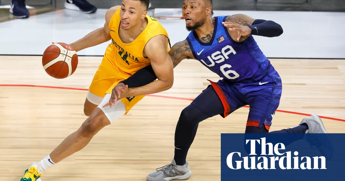 USA booed by home fans after bowing to Australia for second straight defeat