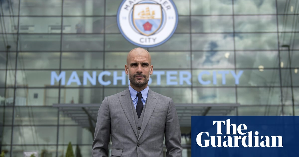 Pep Guardiola: 'I need time  I know I don't have time