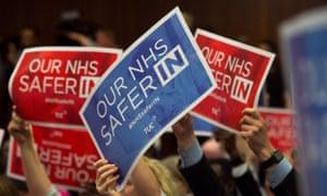 NHS and EU Referendum