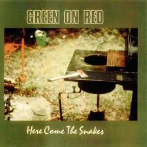 Here Come The Snakes Green on Red