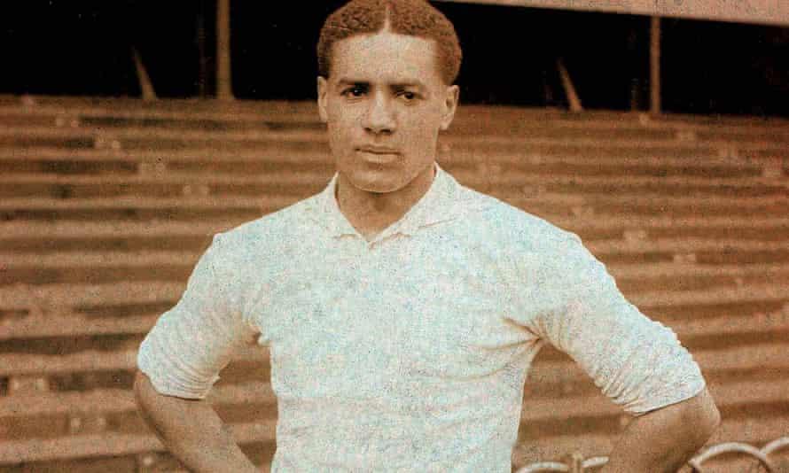 Walter Tull, former Tottenham player and war hero