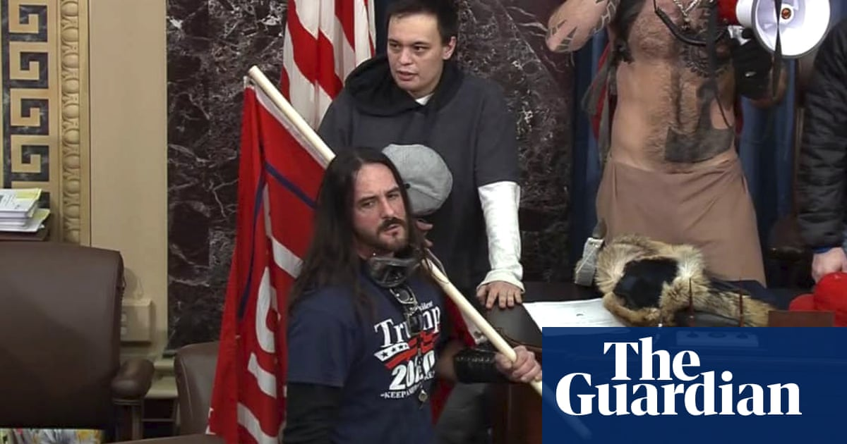 Trump supporter who took part in Capitol riot to be sentenced for felony