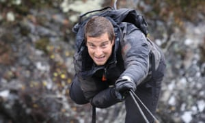 Bear Grylls: Born Survivor is among the Discovery shows that will be available to The Lad Bible.