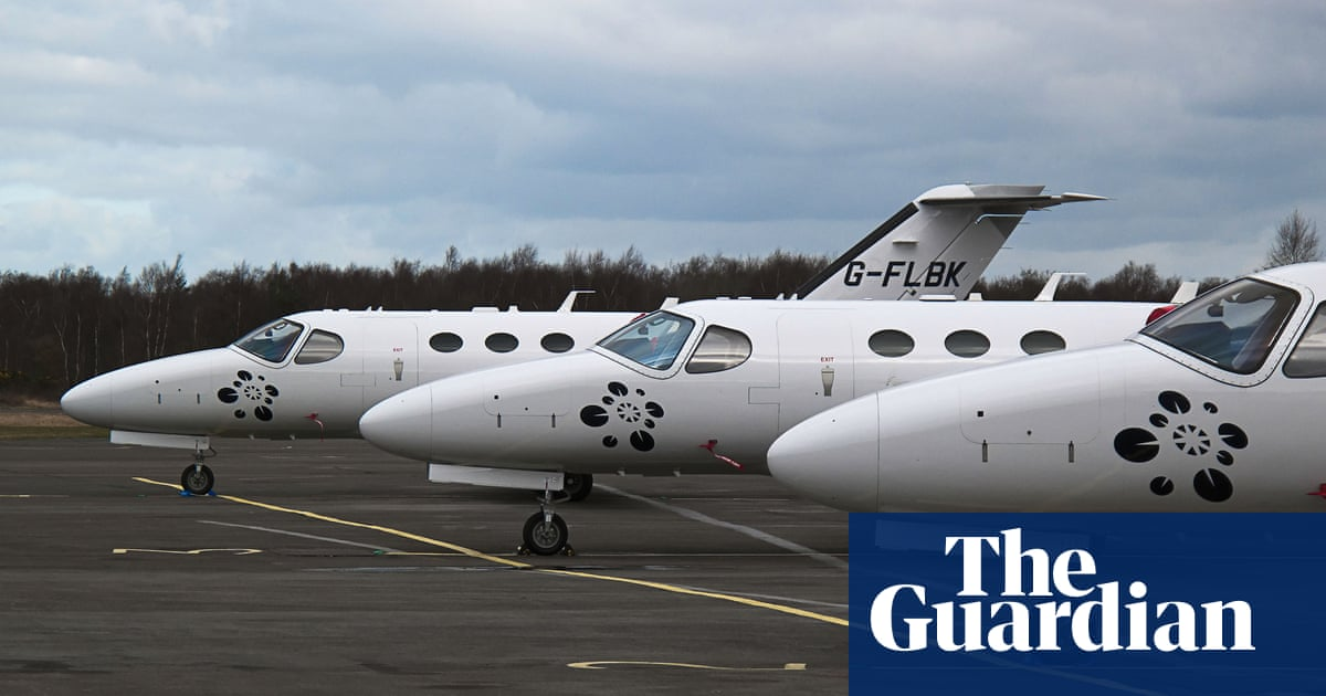Demand for private jets soars as rich travellers try to avoid 'mosh pit'