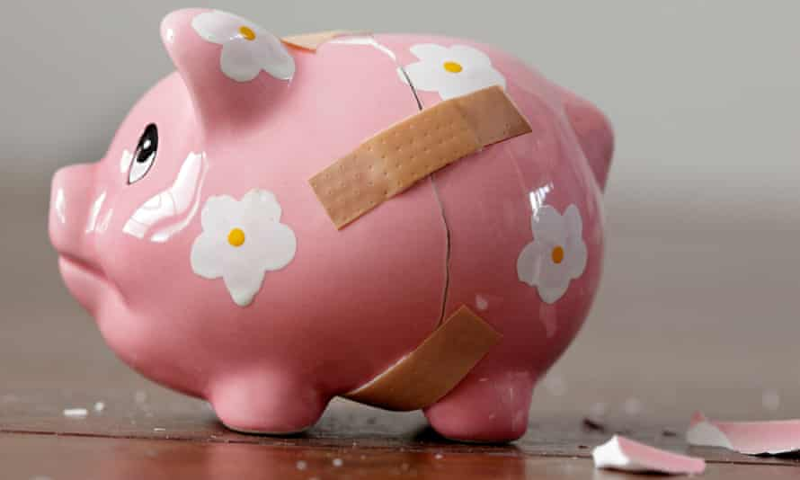 Savers are nursing losses approaching 10% in their pension schemes since the start of the coronavirus market panic, while those with share Isas have lost as much as a quarter of their money in some funds.