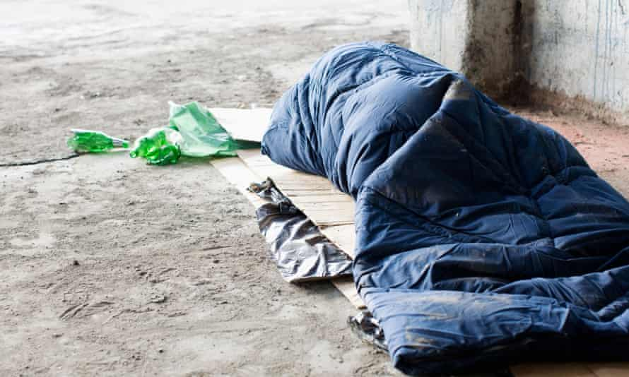 Anti-immigration laws have led to migrants being made homeless.