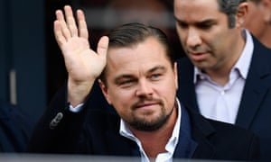 Leonardo Di Caprio received a prize from the UN for his work as a global citizen.