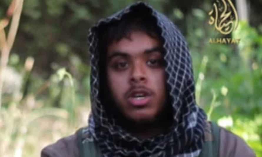 Reyaad Khan in an Isis recruitment video