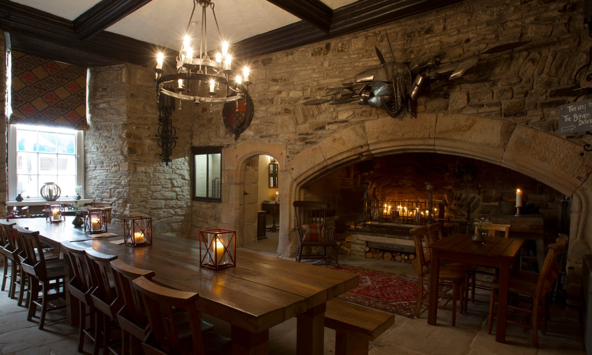 Lord Crewe Arms Blanchard County Durham Hotel Review
