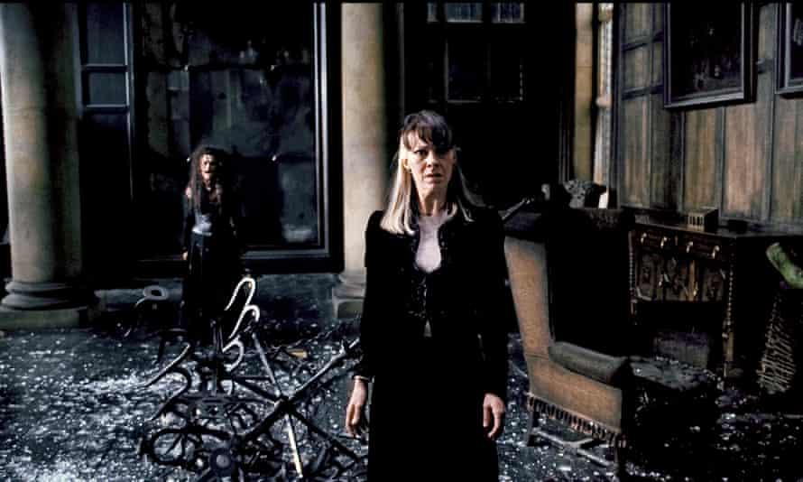 Helen McCrory in Harry Potter e i Doni della Morte: Parte 1, 2010.