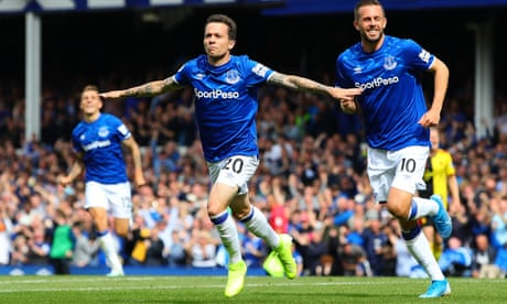 Bernard's early goal is difference as Everton keep Watford at bay