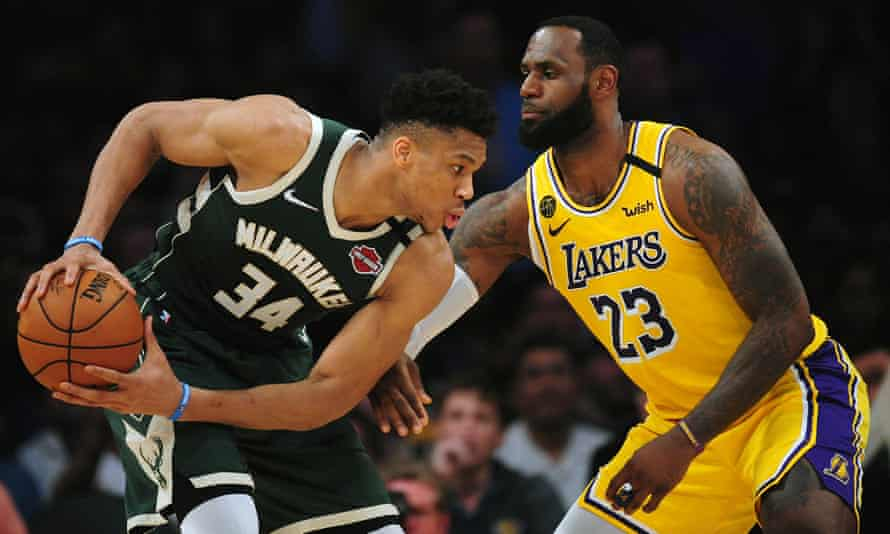 Players such as Giannis Antetokounmpo and LeBron James can bring about change