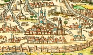Map of Alexandria