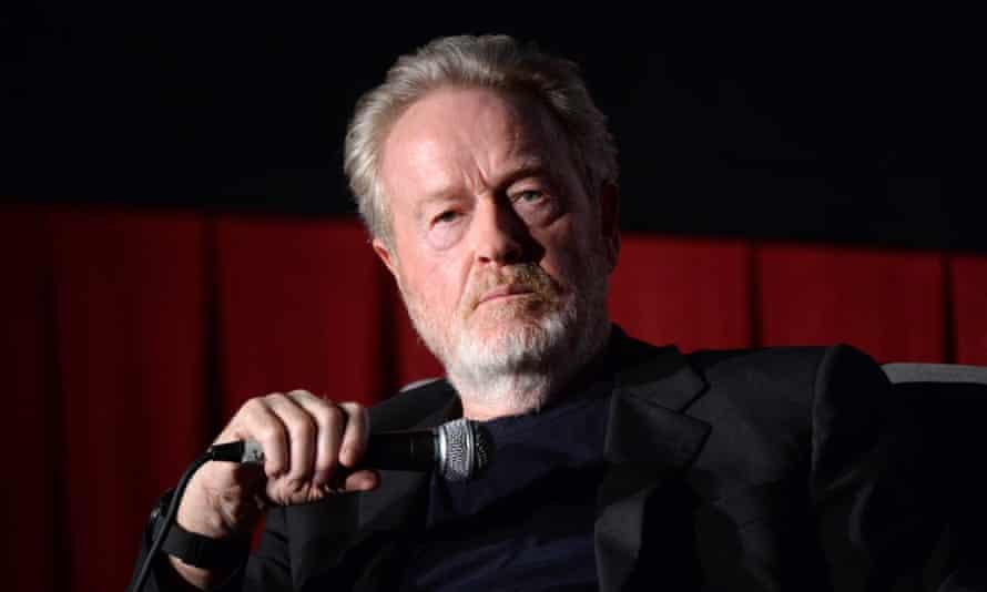 Ridley Scott at the AFI Festival.