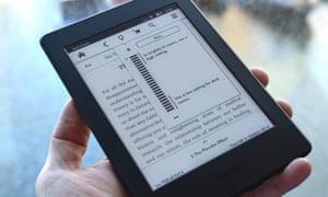 Amazon Kindle Paperwhite 2015