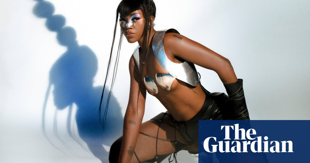 Tkay Maidza: 'I wasn't happy with who I was surrounded by – things were starting to fall apart'
