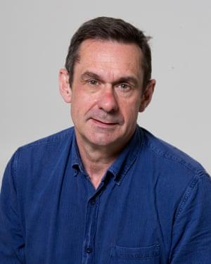 Paul Mason. Photograph: Graham Turner for the Guardian
