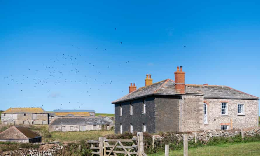 Pentire Farmhouse-National Trust Cornwall
