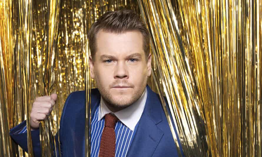 James Corden, host of The Late Late Show