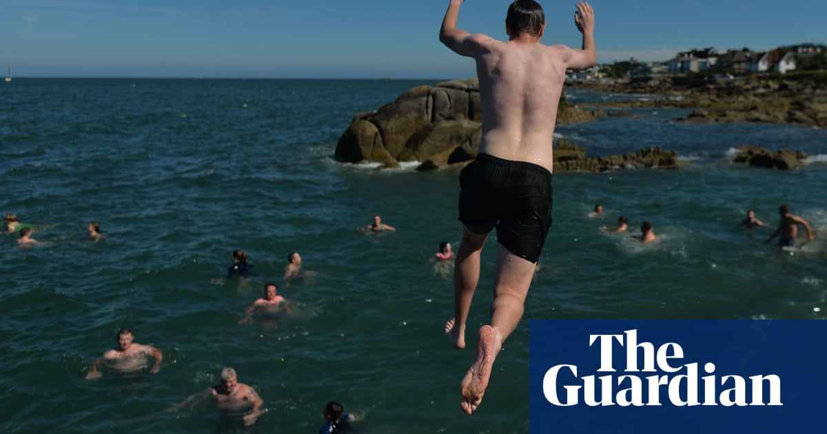 In Ireland, lockdown has made us fall in love with the sea