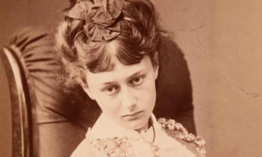 Alice Liddell aged 18