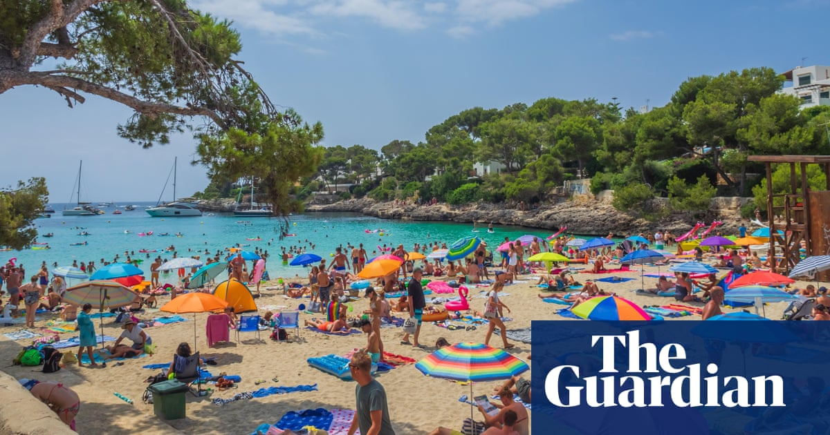 Spanish islands and Greece expected to be summer travel hotspots, says Tui - the guardian