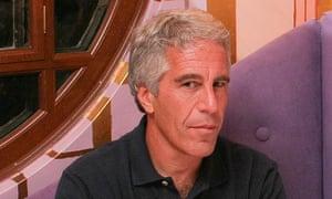 Jeffrey Epstein in Cambridge, Massachusetts, in 2004.
