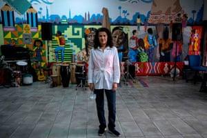 Tijuana, Mexico: Gabriela Sánchez, psychologist