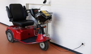 I paid £740 for a mobility scooter, but now it won't work