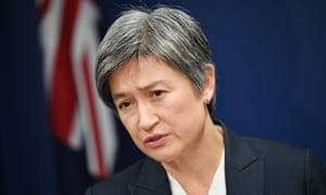 Labor's foreign affairs spokesperson, Penny Wong, said Australia's focus should turn to resolving the dispute with China.