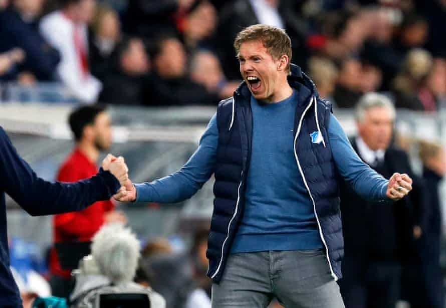 Will there be more to celebrate for Hoffenheim's head coach Julian Nagelsmann this season?