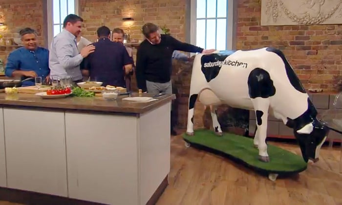 james martin serves up emotional farewell to saturday kitchen television radio the guardian