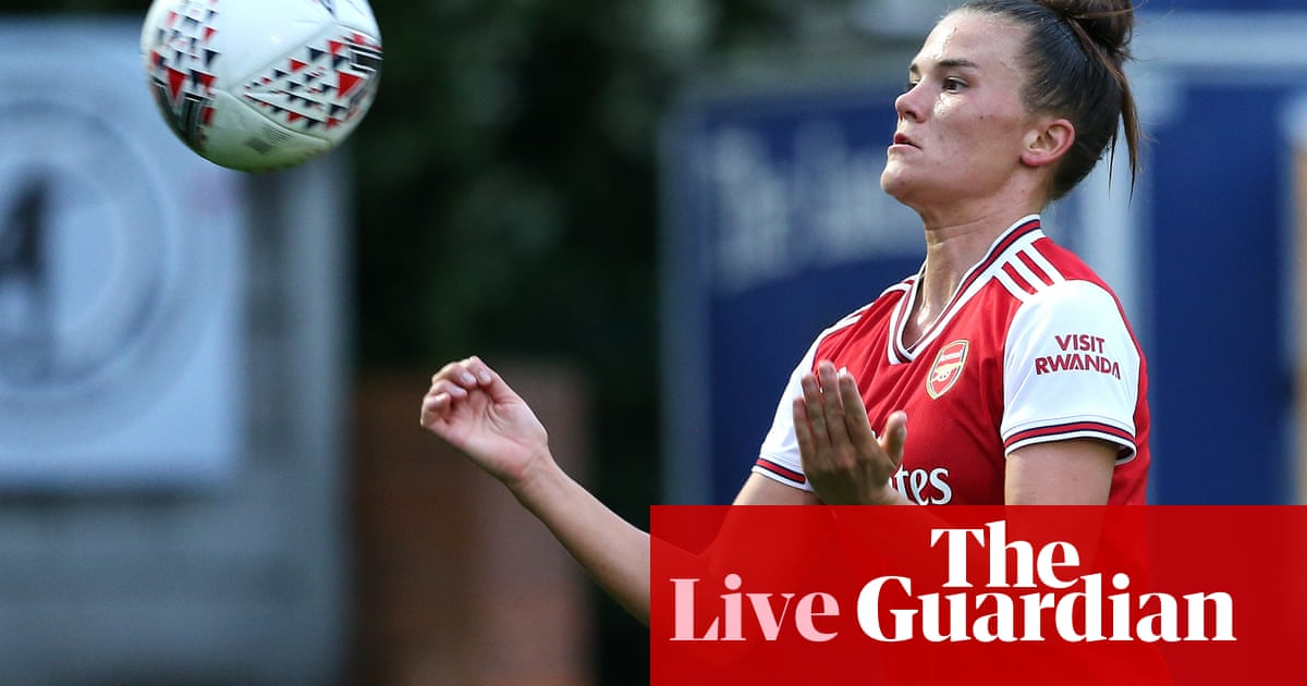 Arsenal land Fiorentina in Womens Champions League draw