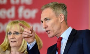 Jim Murphy unveils Scottish Labour's manifesto in Glasgow's East End