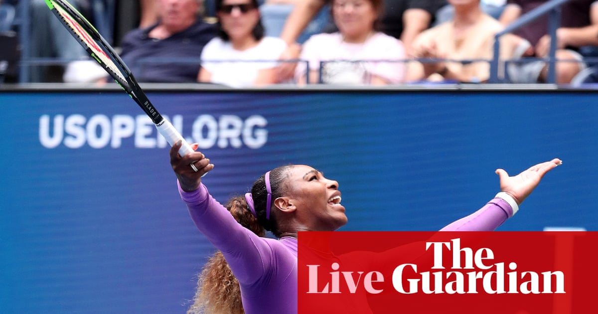 US Open 2019: Serena, Konta and Barty through, Wawrinka in action – live!