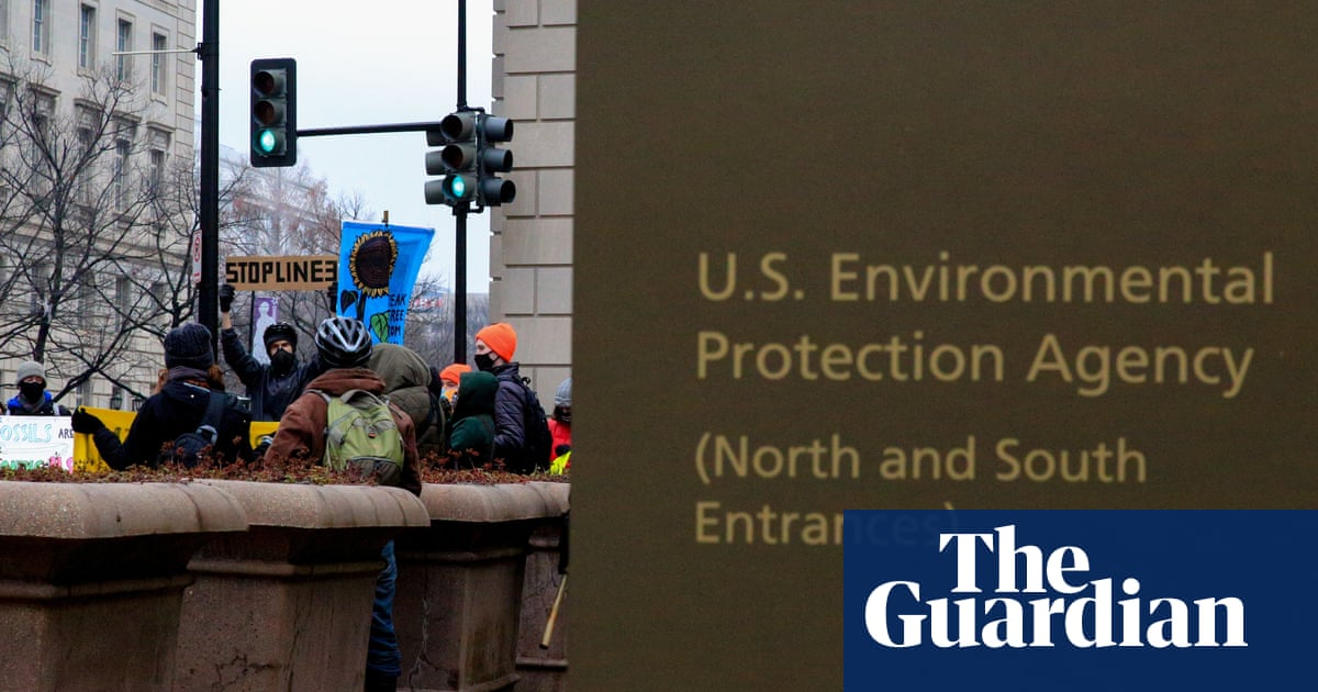 'Climate facts are back': EPA brings science back to website after Trump purge