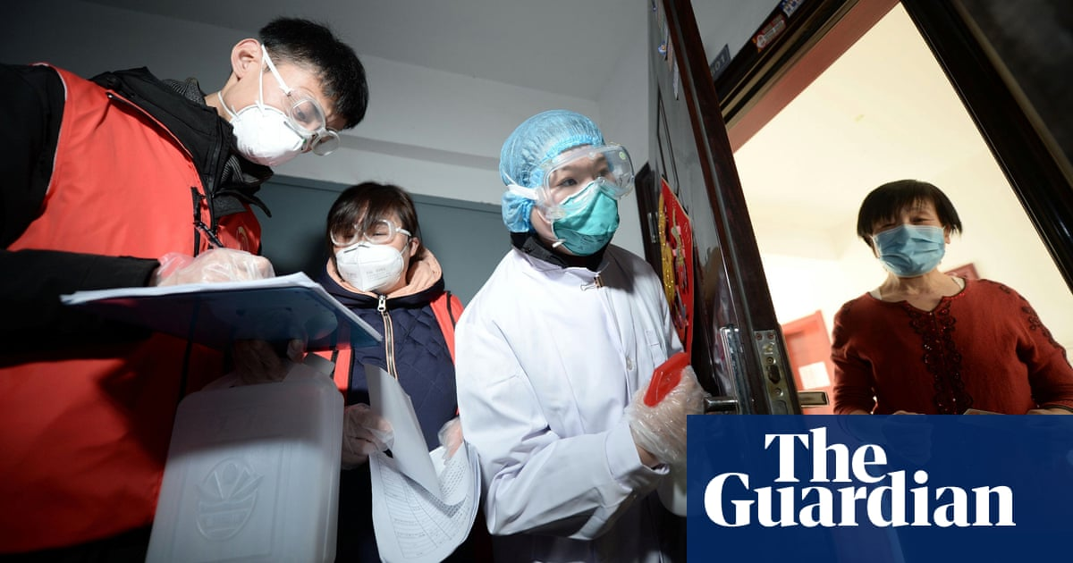 Coronavirus outbreak: senior US official accuses China of lack of transparency