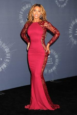 Beyoncé in 2014.