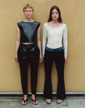 Go DutchBased in Amsterdam, slow fashion brand Caes works in editions of 10 garments rather than seasons. The monochrome palette makes it easy to mix and match.From £133, caes-store.com