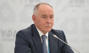 Viktor Ivanov, head of Russia's drug control agency, denies any involvement with Litvinenko's death.