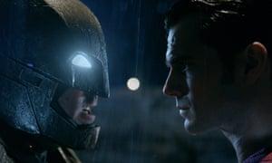 Batman v Superman: Dawn of Justice.