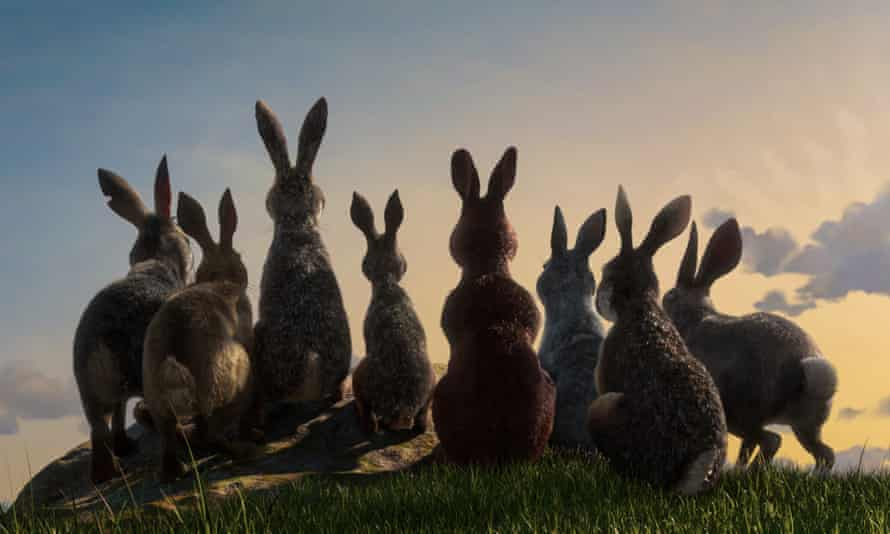 The new version of Watership Down. The original book's author Richard Adams came up with the story to keep his daughters happy on a long car journey.