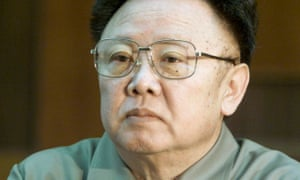 North Korean Leader Kim Jong-il in 2001.